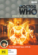 Image of the Fendahl DVD Australian cover