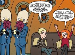 An Ood Thing to Say