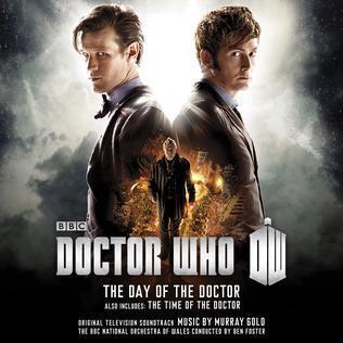 The Day of the Doctor soundtrack