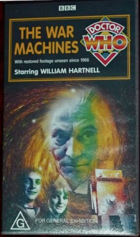 File:The War Machines VHS Australian cover.jpg