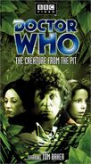 The Creature from the Pit VHS US cover