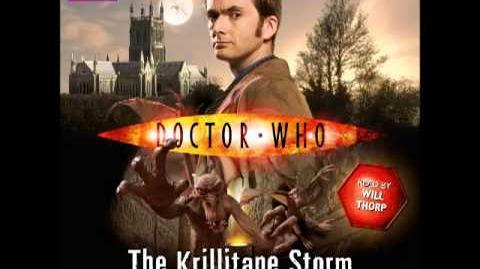 Doctor Who The Krillitane Storm Unabridged