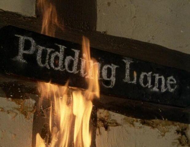File:Pudding Lane on fire.jpg
