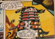 Rust plague Black Dalek TV21PlagueofDeath