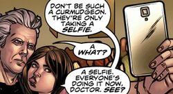 Selfie (comic story)