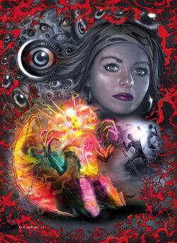 Wonderland cover illustration