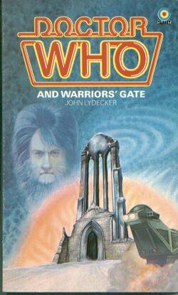 Warriors Gate novel