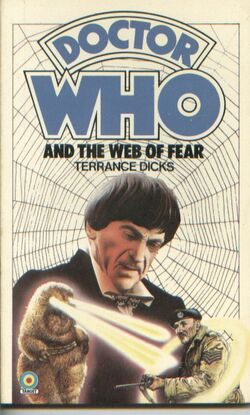 Web of Fear novel