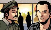 Brigadier Ninth Doctor Questions