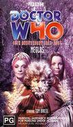 Meglos VHS Australian cover
