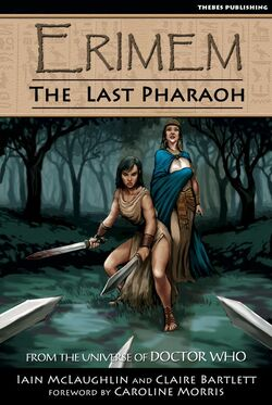 The Last Pharaoh cover