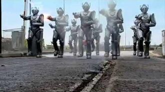 Real SFX - The Cybermen Attack In Doomsday 2006