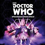 BBCstore Spearhead from Space cover