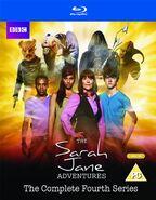 SJA S4 2011 Blu-ray UK