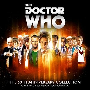 50th anniversary soundtrack cover