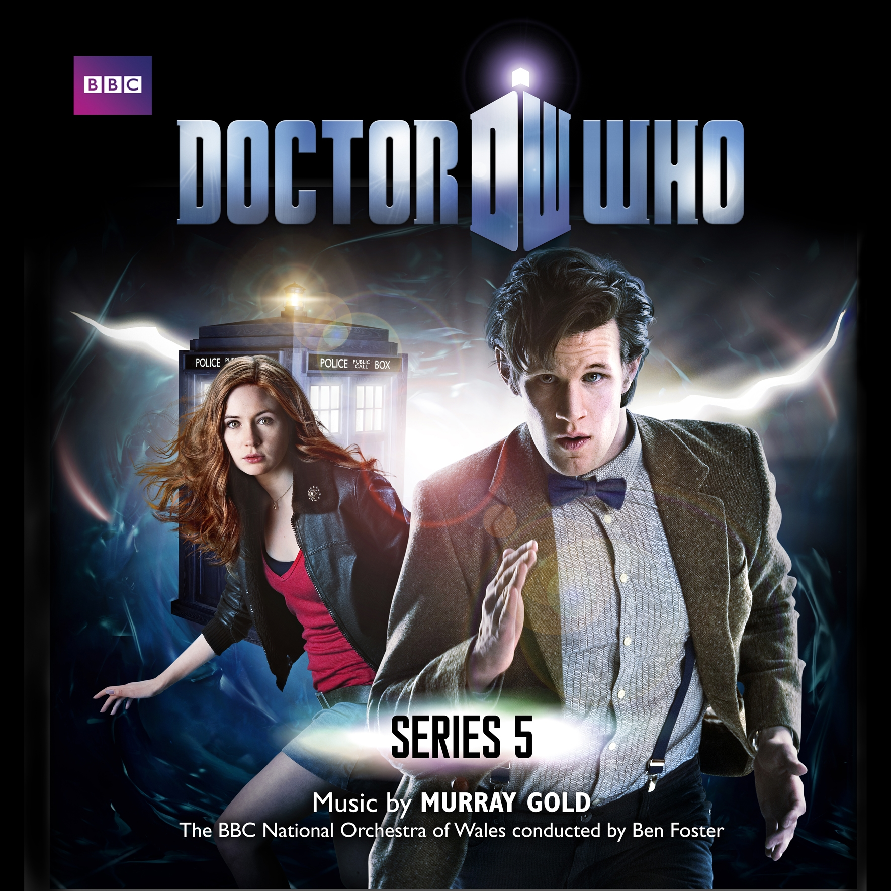 Doctor Who Series 5 Cover HD