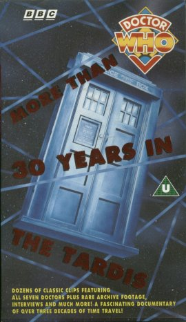 File:BBC SPECIAL More Than 30 Years in the TARDIS Video.jpg
