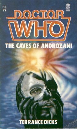 Caves of Androzani novel