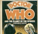 Doctor Who and the Planet of the Spiders (novelisation)