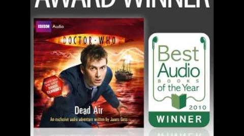 Doctor Who Dead Air Unabridged