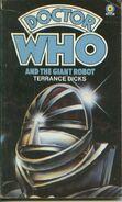 Giant Robot novel