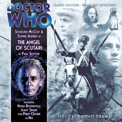 The Angel of Scutari cover