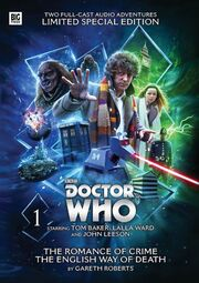 The Fourth Doctor by Gareth Roberts 1