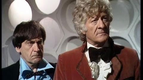 The Three Doctors Unite! - The Three Doctors - Doctor Who - BBC