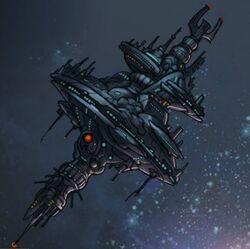 Doloth Star Base (Monster Hunt)
