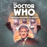 BBCstore Ambassadors of Death cover