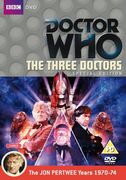 Three doctors special edition uk dvd