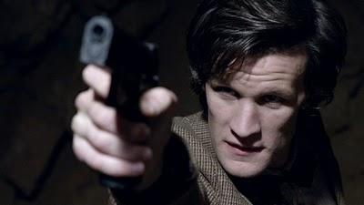 File:The Doctor Aims a Gun at a Gravity Globe.jpg