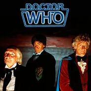 ITunes The Three Doctors cover