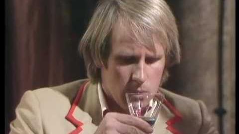 Recursion ploy - Doctor Who Castrovalva - BBC