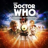 BBCstore Carnival of Monsters cover