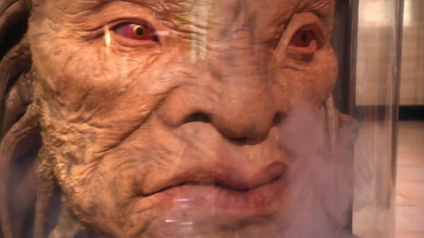 Face of Boe closeup The End of the World