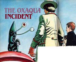 Oxaqua incident