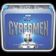 Cybermen CD tin