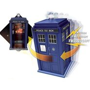 CO 5 Flight Control TARDIS Eleventh Doctor