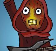 The Abominable Showmen Crispy Master Guitar