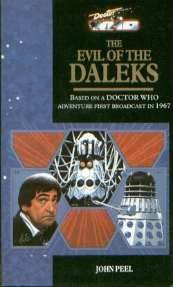 Evil of The Daleks novel