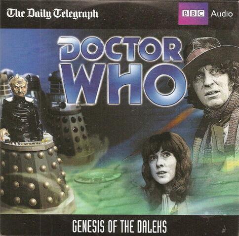 File:Genesis of the Daleks Telegraph cover.JPG