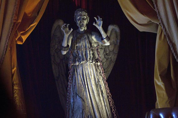 Weeping Angel Manhattan