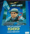 1989 Doctor Who Calendar