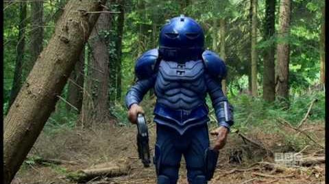 A forest encounter - Sarah Jane Adventures - BBC