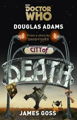 City of Death novel