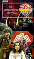 The Armageddon Factor VHS UK cover