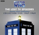 The Lost TV Episodes - Collection Five