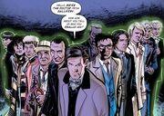 All 11 Doctors Dead Man's Hand