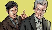 Four Doctors Ten and Twelve 2
